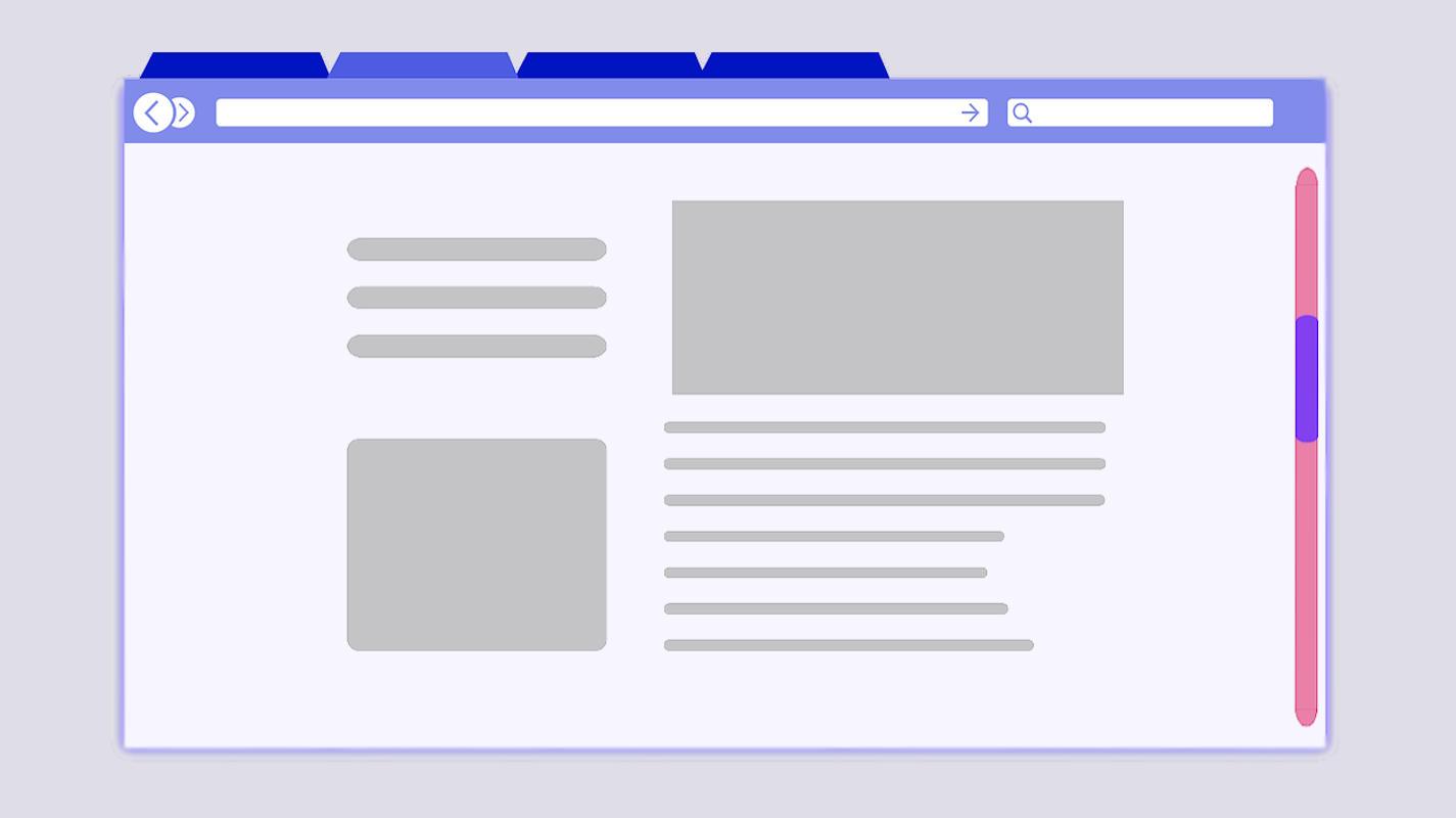 Custom Scrollbar in WordPress Plugins