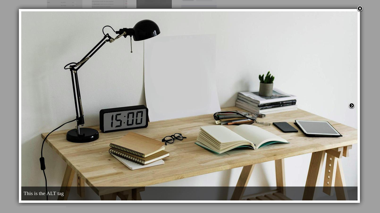 Free WordPress Lightbox plugins - FancyBox