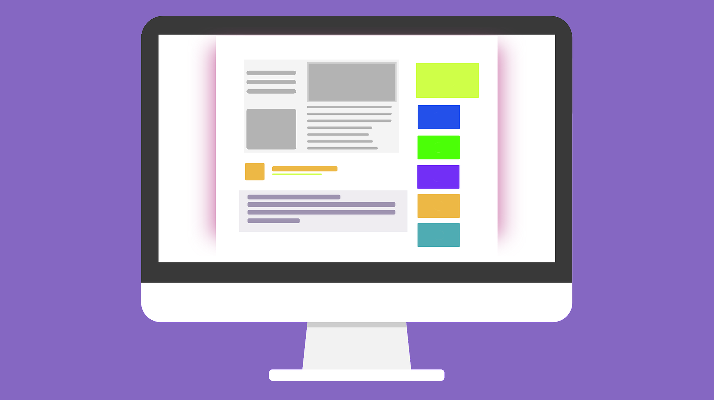 WordPress Sticky Sidebar Plugins in action