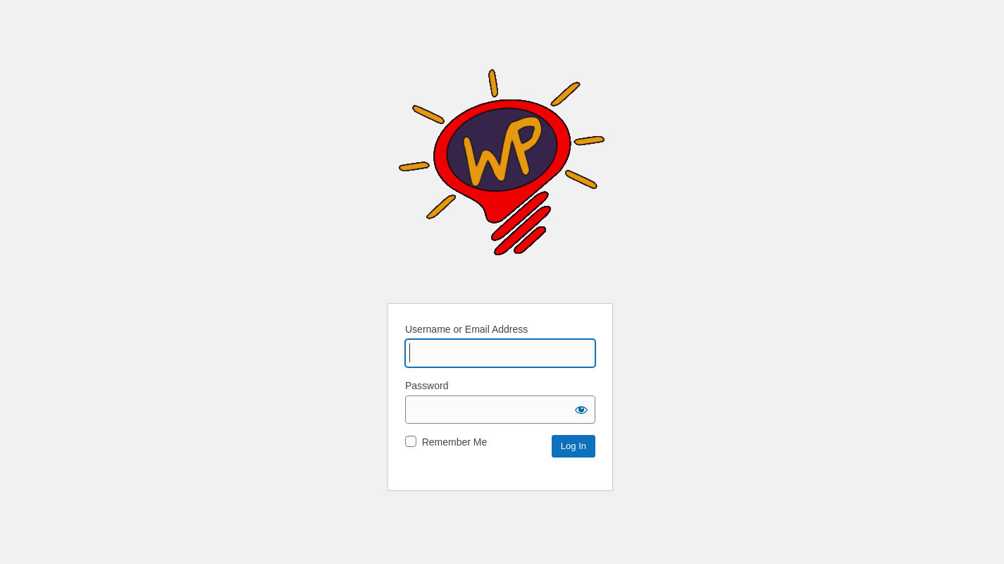 Change WordPress login logo quickly and easily.