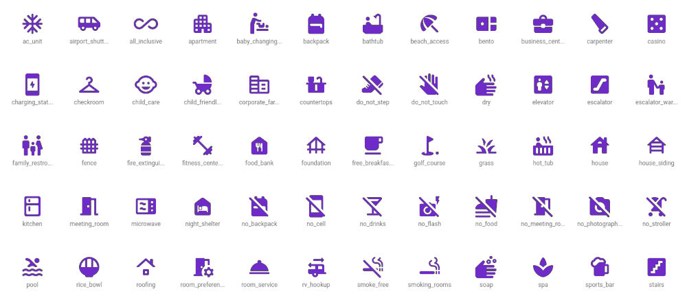 Material Design icons for WordPress